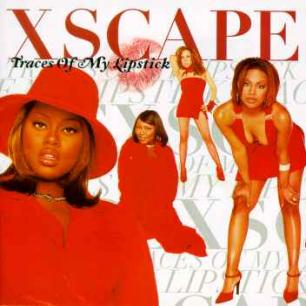 Paroles de chansons et pochette de l'album Traces of my lipstick de Xscape