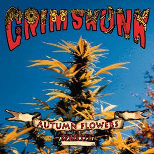 Paroles de chansons et pochette de l'album Autumn flowers de Grimskunk