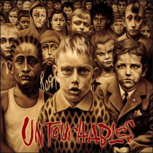 Paroles de chansons et pochette de l'album Untouchables de Korn