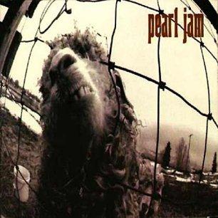 Paroles de chansons et pochette de l'album Vs. de Pearl Jam