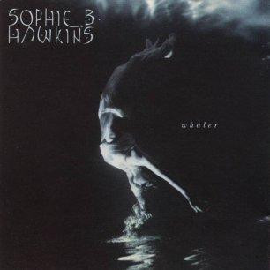 Paroles de chansons et pochette de l'album Whaler de Sophie B. Hawkins