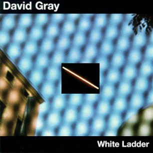 Paroles de chansons et pochette de l'album White ladder de David Gray