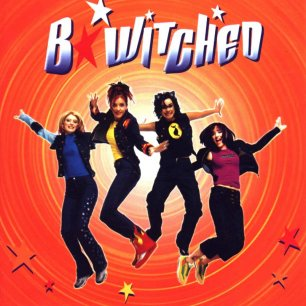 Paroles de chansons et pochette de l'album B*witched de B*Witched
