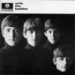 Paroles de chansons et pochette de l'album With the beatles de Beatles