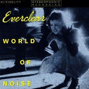 Paroles de chansons et pochette de l'album World of noise de Everclear