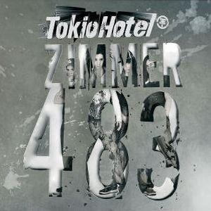 Paroles de chansons et pochette de l'album Zimmer 483 de Tokio Hotel