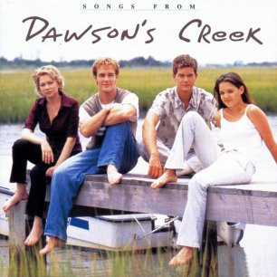 Paroles de chansons et pochette de la bande originale de film Dawson's creek (vol. 1)