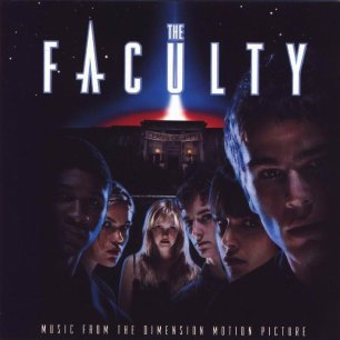 Paroles de chansons et pochette de la bande originale de film The faculty