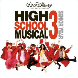 Paroles de chansons et pochette de l'album High school musical 3 : Senior year de High School Musical (B.O.)