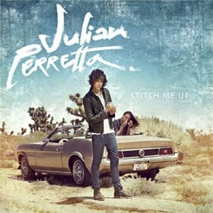 Paroles de chansons et pochette de l'album Stitch me up de Julian Perretta