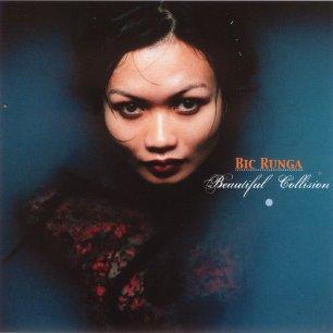 Paroles de chansons et pochette de l'album Beautiful collision de Bic Runga