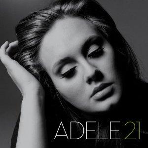 Paroles de chansons et pochette de l'album 21 de Adele