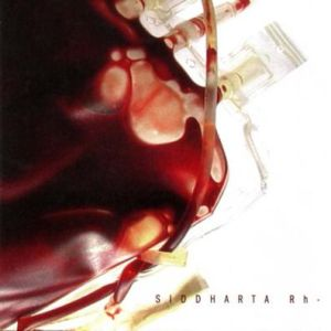 Paroles de chansons et pochette de l'album Rh- de Siddharta