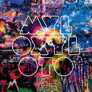 Paroles de chansons et pochette de l'album Mylo xyloto de Coldplay