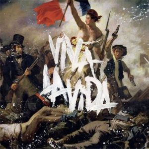 Paroles de chansons et pochette de l'album Viva la vida or death and all his friends de Coldplay