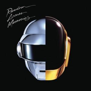 Paroles de chansons et pochette de l'album Random access memories de Daft Punk