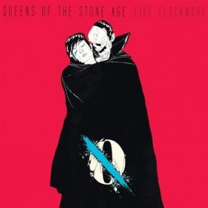 Paroles de chansons et pochette de l'album ... like clockwork de Queens Of The Stone Age