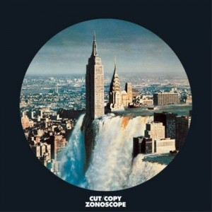 Paroles de chansons et pochette de l'album Zonoscope de Cut Copy