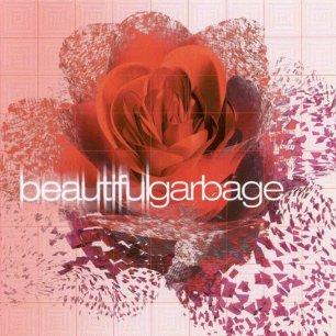 Paroles de chansons et pochette de l'album Beautiful garbage de Garbage