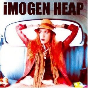 Paroles de chansons et pochette de l'album I megaphone de Imogen Heap