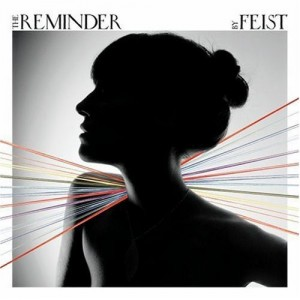 Paroles de chansons et pochette de l'album The reminder de Feist