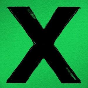 Paroles de chansons et pochette de l'album X de Ed Sheeran