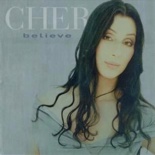 Paroles de chansons et pochette de l'album Believe de Cher