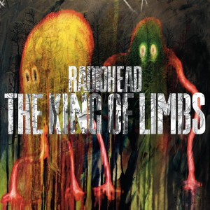 Paroles de chansons et pochette de l'album The king of limbs de Radiohead
