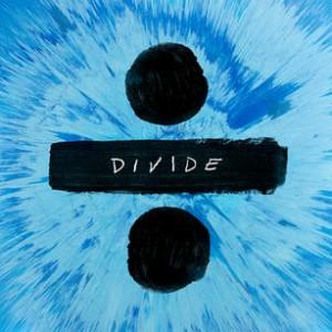 Paroles de chansons et pochette de l'album ÷ (divide) de Ed Sheeran