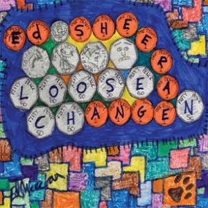 Paroles de chansons et pochette de l'album Loose change de Ed Sheeran