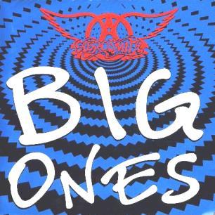 Paroles de chansons et pochette de l'album Big ones de Aerosmith