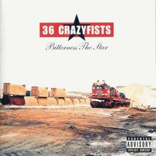 Paroles de chansons et pochette de l'album Bitterness the star de 36 Crazyfists