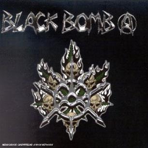 Paroles de chansons et pochette de l'album Black Bomb A (CD 1 : straight in the vein) de Black Bomb A