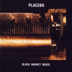 Paroles de chansons et pochette de l'album Black market music de Placebo
