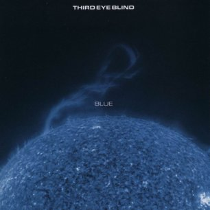 Paroles de chansons et pochette de l'album Blue de Third Eye Blind