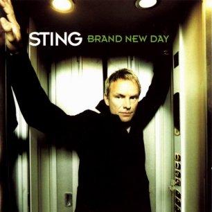 Paroles de chansons et pochette de l'album Brand new day de Sting (& The Police)