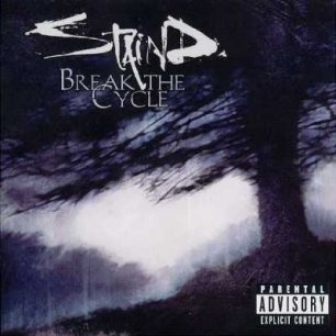 Paroles de chansons et pochette de l'album Break the cycle de Staind